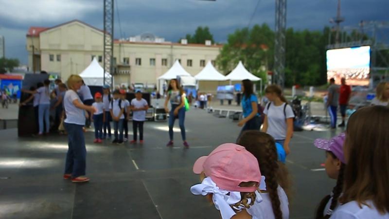 №-3. Генеральная подготовка перед днем города Берёзовского, ему уже 270 лет 06.07.2018