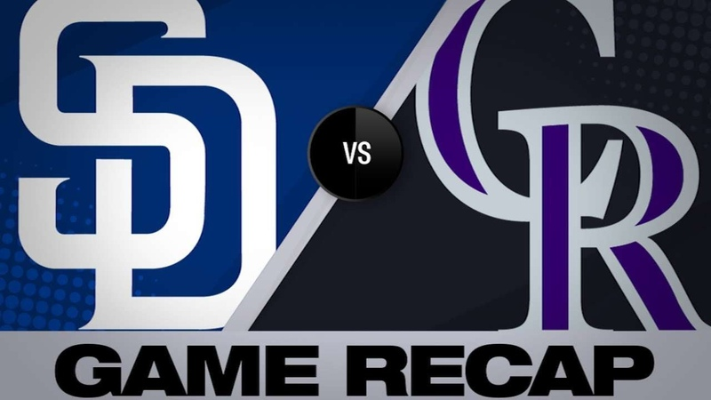 5-run 12th fuel Padres wild comeback win | Padres-Rockies Game Highlights 61419