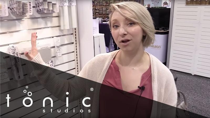 Tonic Studios   Nuvo Tools   Creativation 2019