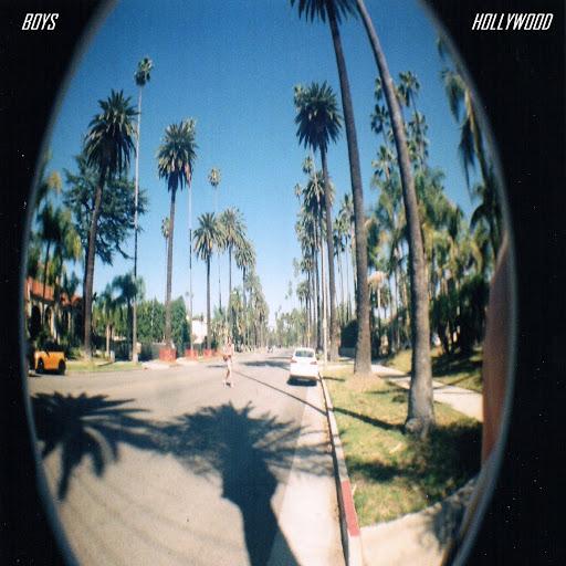 Boys альбом Hollywood