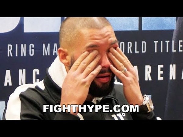 TONY BELLEW'S EMOTIONAL FAREWELL TO BOXING; GIVES PASSIONATE RETIREMENT SPEECH AFTER USYK LOSS