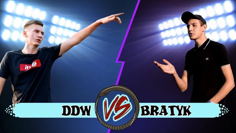 METADON BATTLE MC BRATYK VS DDW (The Third Battle of the season)