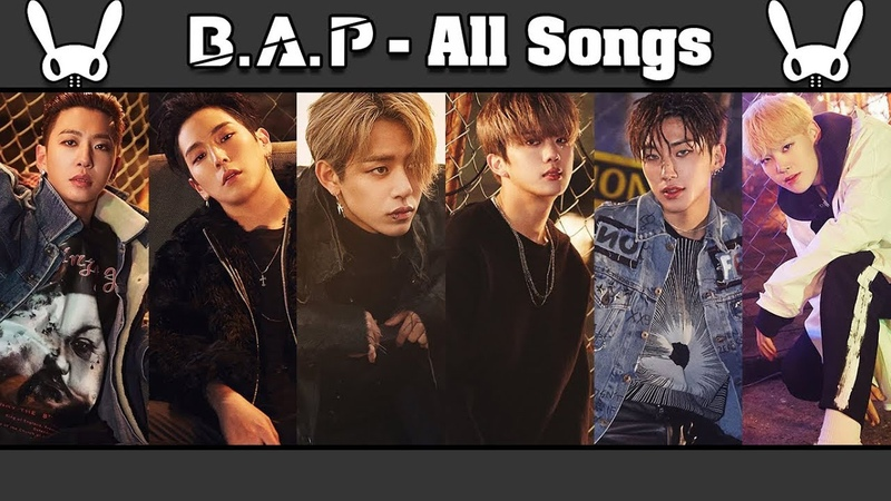 B.A.P (비에이피) All Songs Album Compilation