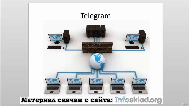 [001] ДЕЛАЕМ шпионского бота для TELEGRAM