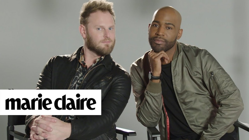 The Cast of Queer Eye Play How Well Do You Know Your Co-Star | Marie Claire