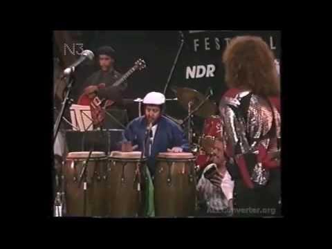 Ignacio Berroa, Giovanni Hidalgo Airto Moreira - Tanga Drum Solos