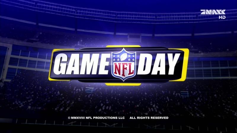 NFL Gameday (ProSieben Maxx HD, 13.10.18)