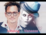 Johnny Depp x Vanessa Paradis