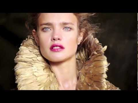 Natalia Vodianova (Наталья Водянова) video Harper's Bazaar woman of the year