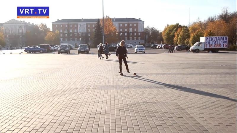 Скоро для любителей экстремальных видов спорта в нашем городе откроют скейт-парк.