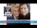 Liderul USR Turda Daniel Doboș a recunoscut că a ucis două persoane și că a executat mai mulți ani de închisoare n