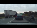 Route 33 shooting dashcam video