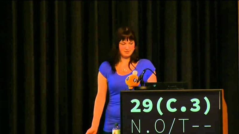 29C3 Many Tamagotchis Were Harmed in the Making of this Presentation EN