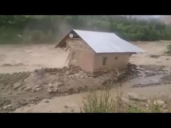 Катастрофические оползни в Бангладеш. Catastrophic landslides in Bangladesh.