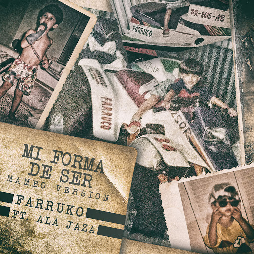 Farruko альбом Mi Forma de Ser (Mambo Version)