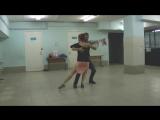 Орэра. Я пьян от любви. Репетиция. Танцуют Владимир Плотников и Евгения Морозова.