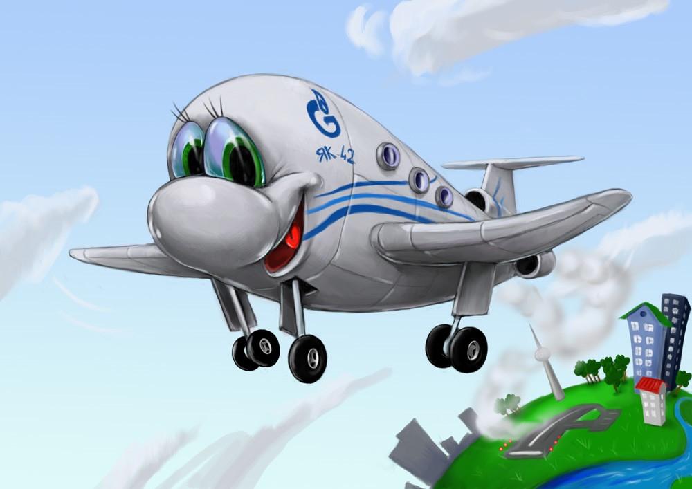 Мой картинки, веселые картинки самолетов