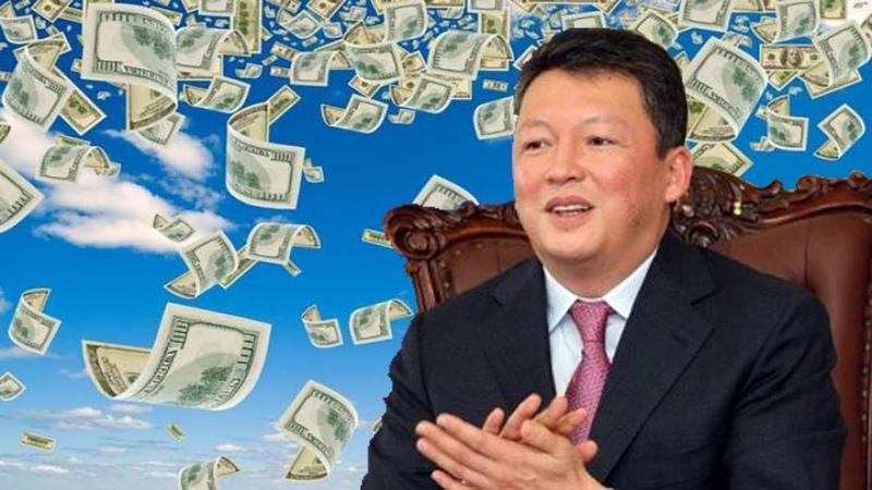 Претендент на трон №1 Кулибаев прикупил еще один банк БАСЕ