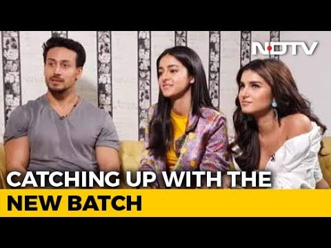 Spotlight: Tiger Shroff, Ananya Panday, Tara Sutaria On SOTY 2, Stardom, More