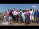 Видео-репортаж о XIV Международном творческом фестивале «Гринландия» в Старом Крыму
