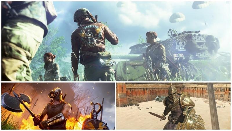 Королевская Битва Battlefield 5 разжилась подробностями | Игровые новости