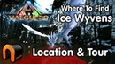 ARK VALGUERO Ice Wyvern Location Tour