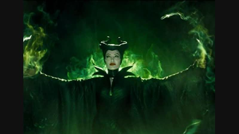 Speedpaint/Maleficent /by-LYRA (Старое видео)