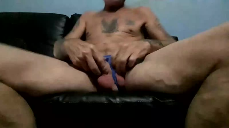 Me cumming in a girls thong