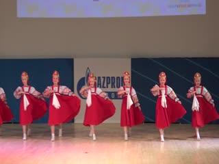 Образцовый коллектив ансамбль танца Барабушки