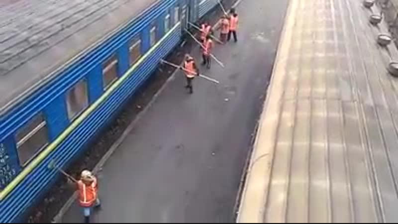 Коммуналка Укр.железной дороги