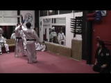 I K M A S demonstration at Dojang Orsippos