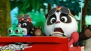 Мультики 2017! Кротик и Панда - Парк развлечений Пульт управления - Мультфильмы для детей