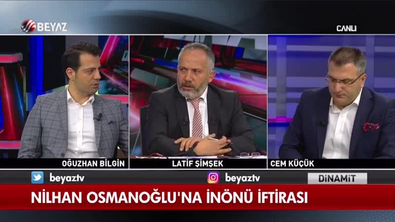 Nilhan Osmanoğlundan İsmet İnönü açıklaması