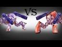 Weyland flux Vs Raijin flux Test War Robots