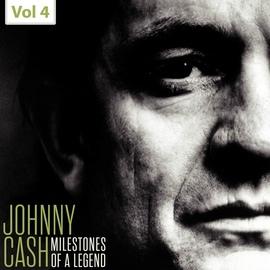 Johnny Cash альбом Milestones of a Legend - Johnny Cash, Vol.4