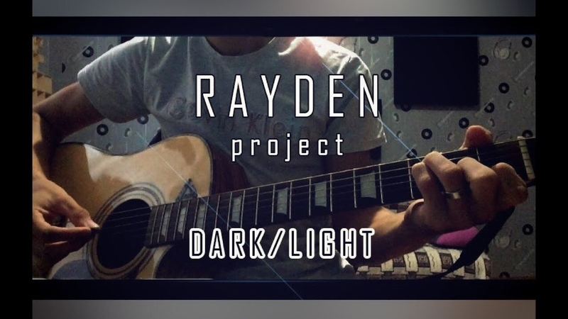RAYDEN—DARK/LIGHT (official audio/video)