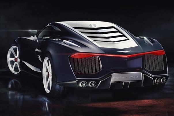 Возрожденная Hispano Suiza показала суперкар за 163 миллиона рублей.