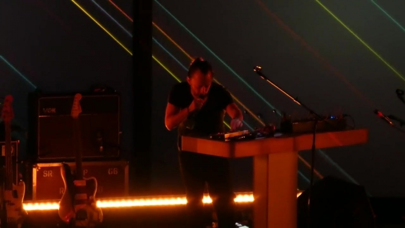 Thom Yorke - The Clock - Firenze 2018