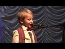 Самые юные новооскольцы показали свои таланты на 2-м муниципальном конкурсе Лучики поэзии