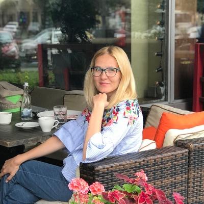Анастасия Леушина