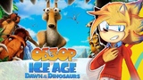 Обзор игры Ice Age Dawn of the Dinosaurs