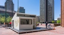 Plugin House built in Boston to demonstrate potential for use in US backyards