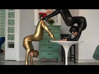 gymnastic zentai