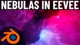 Creating Nebulas in EEVEE (Blender 2.8)