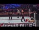 Кейн и Брайан пр. Роллинс и Рейнс Extreme Rules 2013