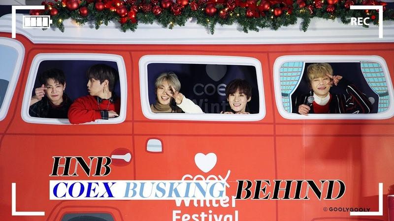 HNB COEX Happy Busking Behind 2