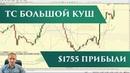Форекс Стратегия Большой Куш и $1755 прибыли
