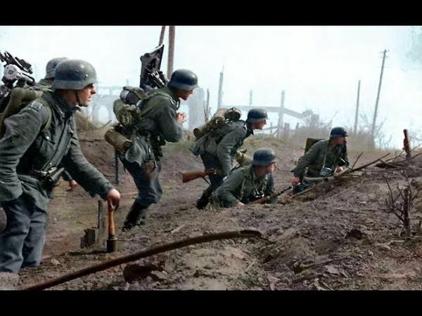 ДНЕВНИК НЕМЕЦКОГО СОЛДАТА 1941-1943 / часть 1