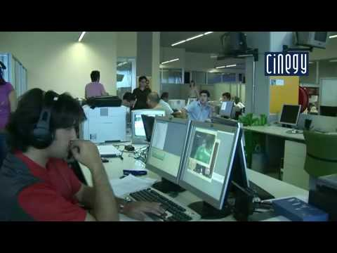 Cinegy Tapeless technologies Автоматизация вещания