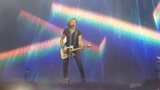 Keith Urban performs Never Comin Down at the Blossom Music Center